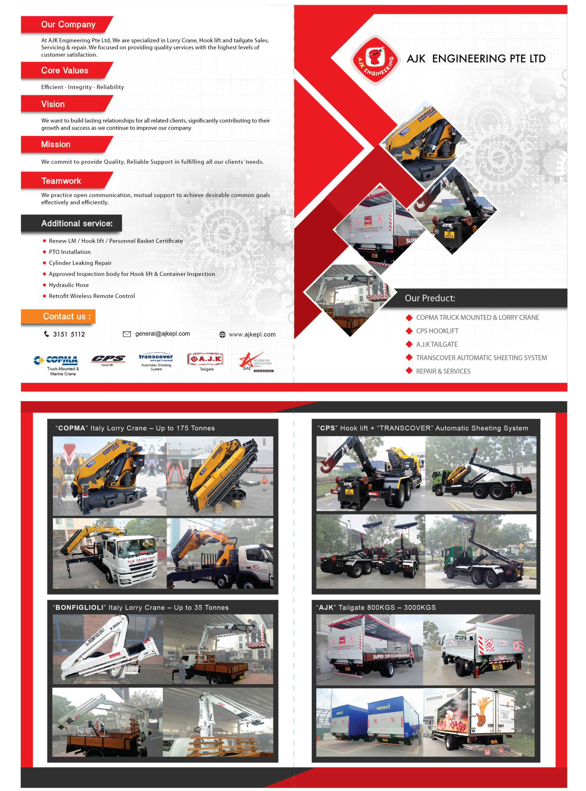 AJK CATALOGUE